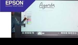 EB-1400 series video tutorial: How to video conference | Epson