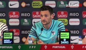 Portugal-France. Lloris : « On a parlé entre cadres... »