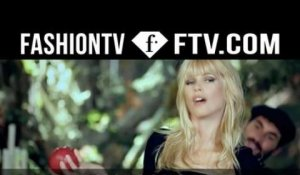 Medieval Princess Claudia Schiffer Will Take Your Breath Out | FashionTV
