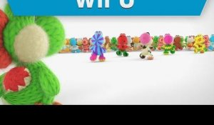 Wii U - Yoshi's Woolly World PAX Trailer