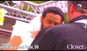 Cyril Hanouna et Camille Combal s'embrassent