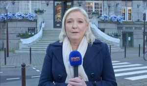 "Marine Le Pen:  ""les Français ont envie d'essayer le Front national"""