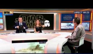 Pascale de la Tour du Pin et Christophe Delay en Star Wars !