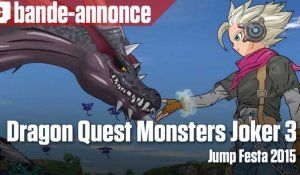 Dragon Quest Monsters Joker 3 - Bande-annonce