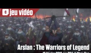 Arslan : The Warriors of Legend - Bande-annonce