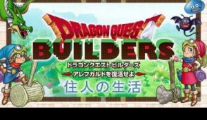 Dragon Quest Builders - Reconstruire Alefgard #1