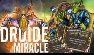 LE DRUIDE MIRACLE DE KOLENTO TOP LEGENDE HEARTHSTONE