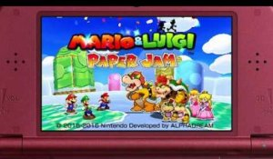 Mario & Luigi : Paper Jam Bros. - Just the Fax Trailer