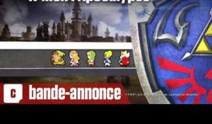 Hyrule Warriors Legends - Bande-annonce
