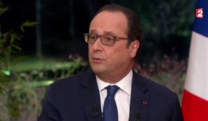 Hollande défend la disposition sur la décheance de nationalité