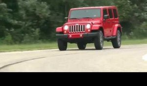 2016 Jeep Wrangler Unlimited Driving Video Trailer | AutoMotoTV