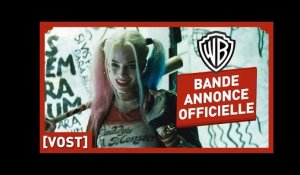 Suicide Squad - Bande Annonce Officielle 3 (VOST) - Jared Leto / Margot Robbie / Will Smith