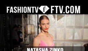 Natasha Zinko at London Fashion Week 16-17 | FTV.com