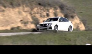 The new BMW X4 M40i Driving Video at Laguna Seca | AutoMotoTV