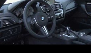 The new BMW M2 Interior Design at Laguna Seca | AutoMotoTV
