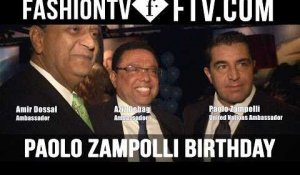 Paolo Zampolli Birthday Party in NYC pt. 3 | FTV.com