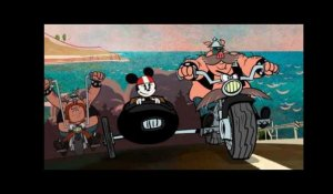Mickey Mouse Short |  Mickey et Les Motards VF | Disney BE