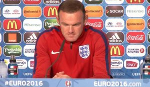 "Euro 2016 - Rooney : ""Nous avons hâte"""
