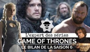 La saison 6 de Game of Thrones a-t-elle tenu ses promesses ?