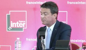 Manuel Valls enterre le PS
