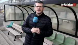 Luxembourg-France. Visite guidée du stade le plus pourri d'Europe
