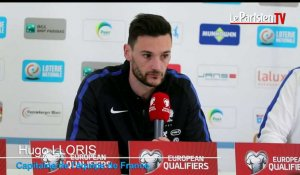 Luxembourg-France.  Lloris: «un match piège»