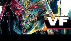 TRANSFORMERS 5 THE LAST KNIGHT Bande Annonce VF (2017) Mark Wahlberg, Anthony Hopkins