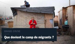 Vos questions sur le Camp de migrants de grande-Synthe