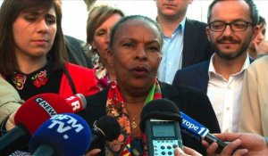"Guyane:""Pas une question de somme mais de priorités"" (Taubira)"