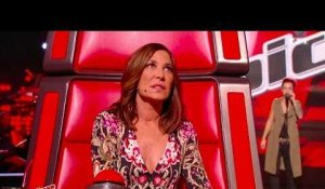 Quand Zazie enfreint les règles de The Voice 6 - ZAPPING PEOPLE DU 20/03/2017