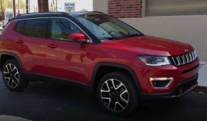 Tour d'horizon du nouveau Jeep Compass