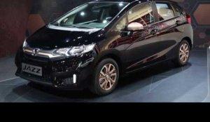 Honda Jazz At Paris Motor Show 2016