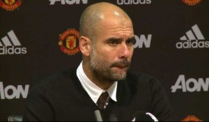 CdL - Guardiola : ''Félicitations à United''