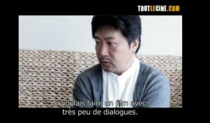 Air Doll Interview de Kore Eda Hirokazu