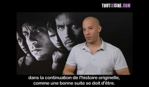 Fast and Furious 4 Interviews Fast and Furious