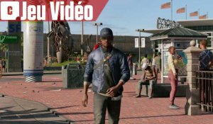 Trailer de lancement Watch_Dogs 2 !