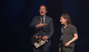 Christine and the Queens impressionne Jimmy Fallon