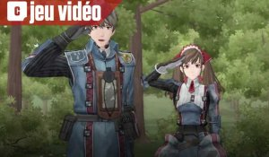 Valkyria Chronicles Remastered - Bande-annonce