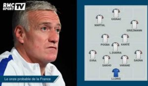 France-Russie - Les compositions probables