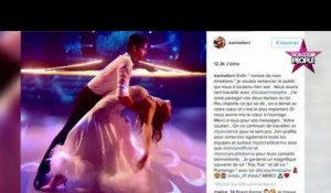 DALS 7 : Karine Ferri poste un joli message pour Christophe Licata sur Instagram (VIDEO)