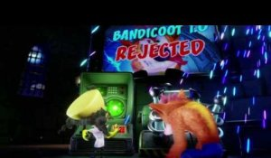 Crash Bandicoot N. Sane Trilogy - PSX 2016 trailer