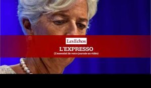 Christine Lagarde face aux juges, LuxLeaks en appel et la Ligue des champions