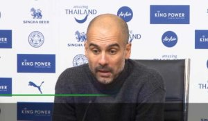 15e j. - Guardiola fait son auto-critique