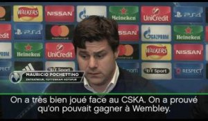 Groupe E - Pochettino brise la malédiction Wembley