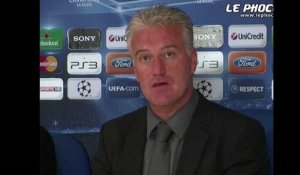 "Chelsea - OM, Deschamps : ""Il n'y a pas photo..."""