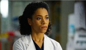 "Grey's Anatomy : Saison 13 : Maggie revient au cœur de l'attention dans un extrait inédit de ""None of your Business"" !"