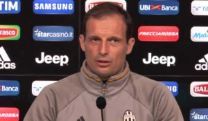 "8es - Allegri : ""L'unique façon de progresser en Europe"""