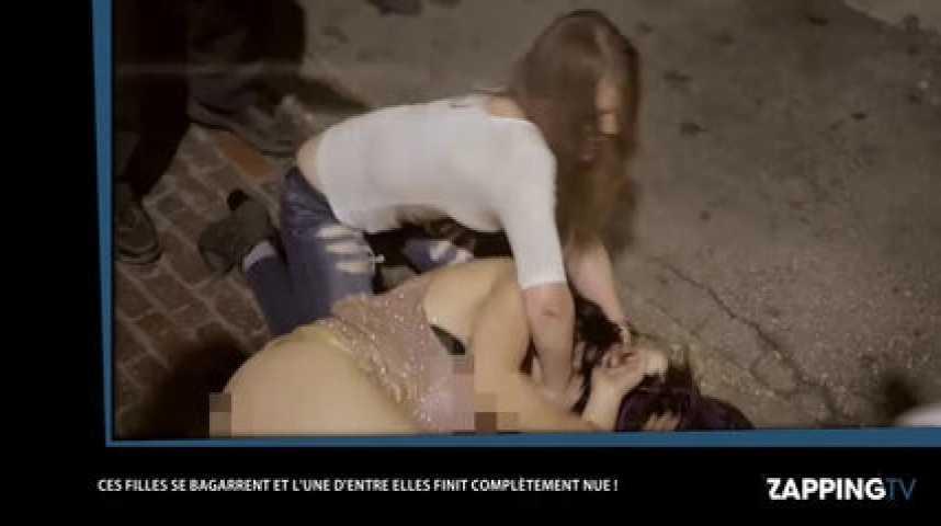 Video Lutte Feminine Ce Batte Nue