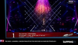 The Voice 6 : Lisandro finaliste de The Voice Kids sera parmi les candidats (Vidéo)