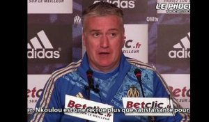 Quand Deschamps encense Nkoulou...